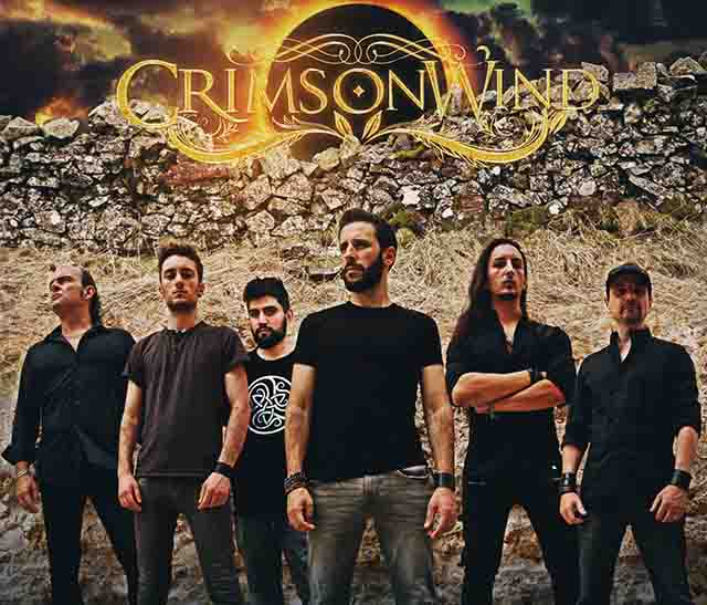 Το συγκρότημα Crimson Wind
