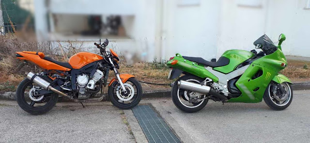 Ξάνθη: Διακινητές μετέφεραν μετανάστες με μοτοσικλέτες!