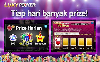Games Luxy Poker Texas Holdem v1.5.7.3 apk For Android