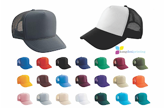 Choice Color Print Hat