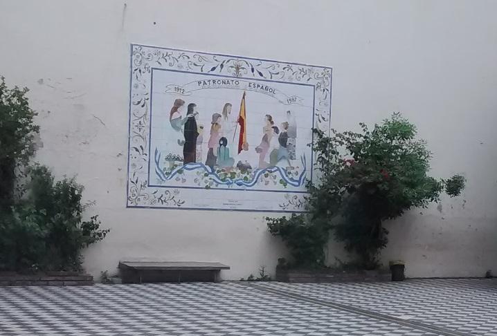 Instituto Español Virgen del Pilar en Colegiales
