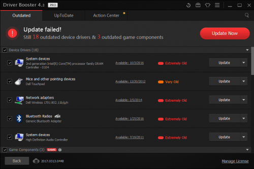 free download driver booster full crack