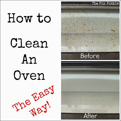 How To Clean Oven Easy Way
