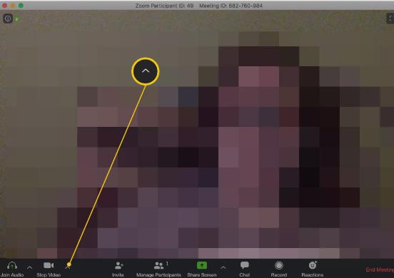 Cara Menggunakan Zoom Virtual Fitur Backgraund  di PC 6