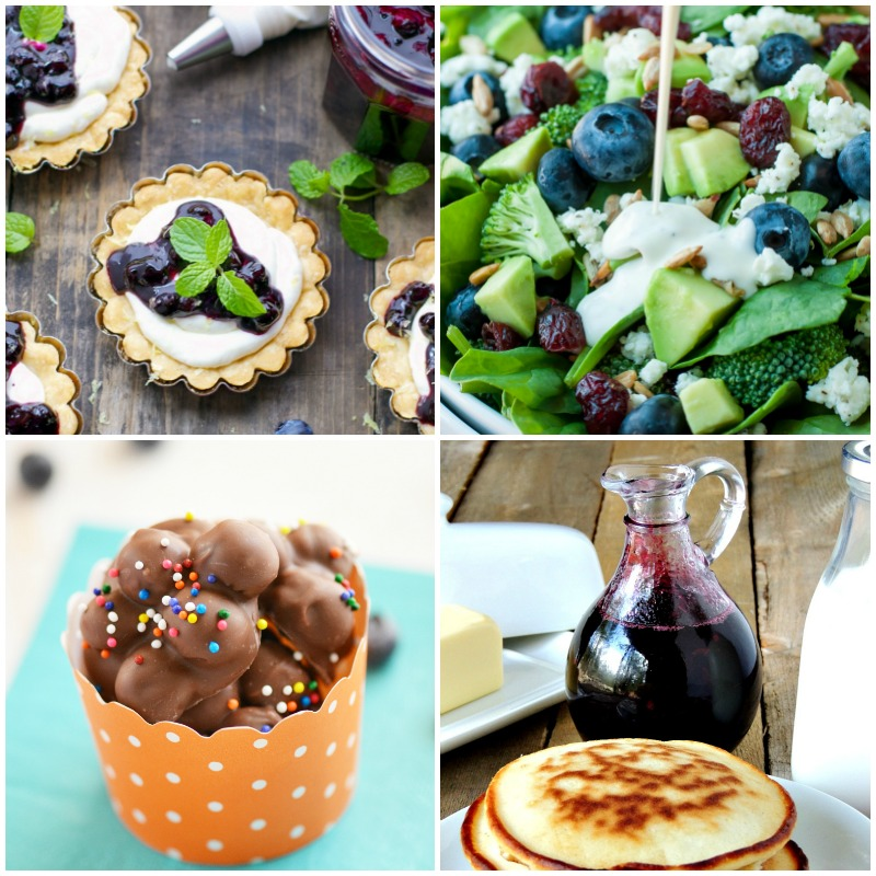 44 Mouth Watering Blueberry Recipes from www.bobbiskozykitchen.com