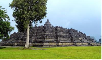 Sseni bangunan akulturasi kebudayaan hindu budha - pustakapengetahuan.com