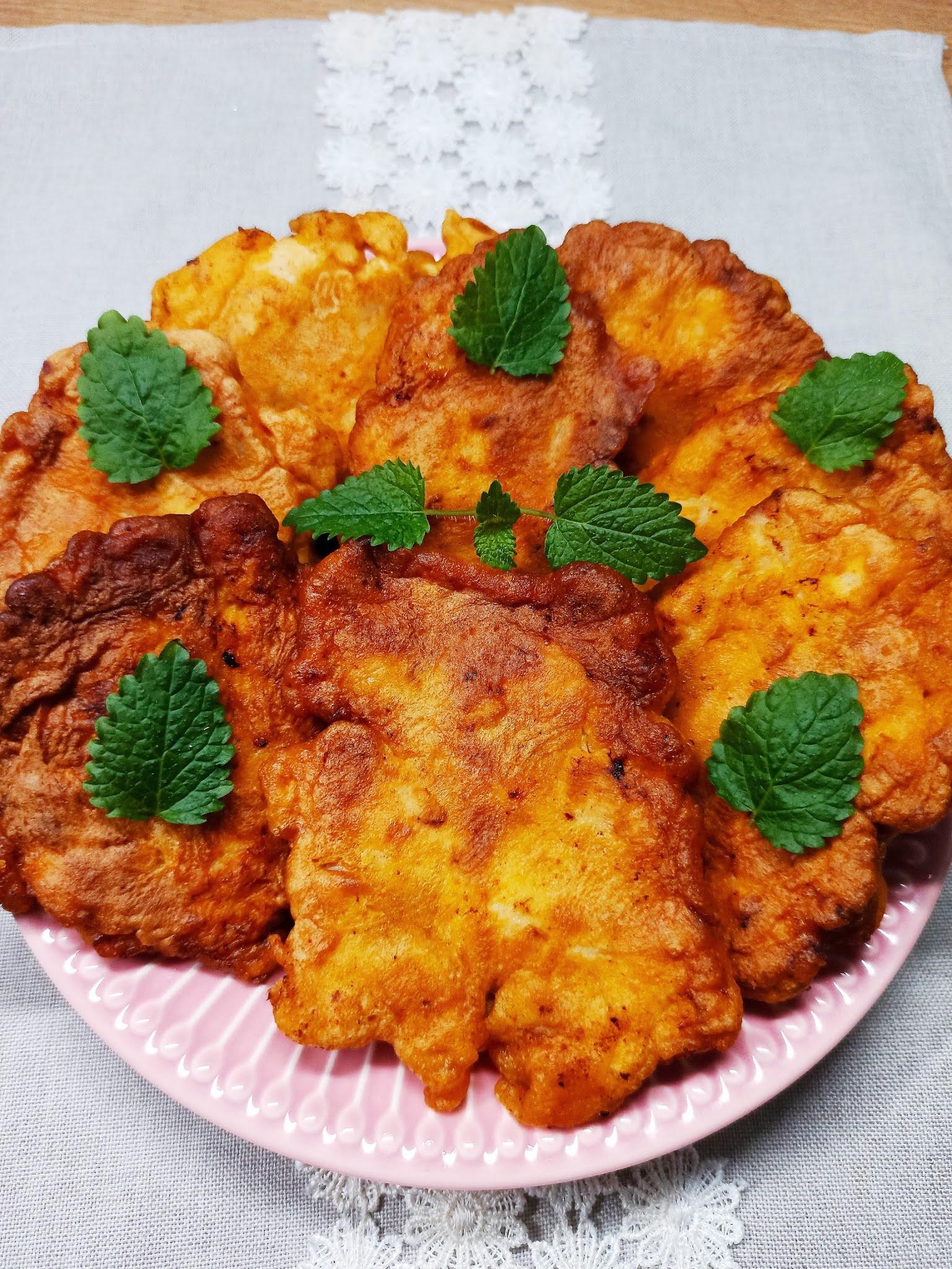 Kotlety z kurczaka w majonezowej panierce