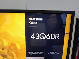Samsung 43Q60R TV review