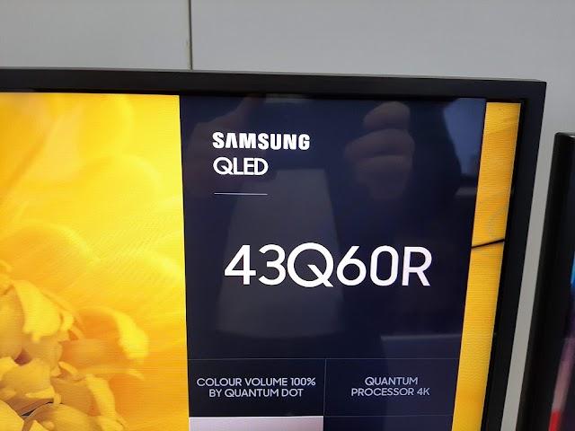 Samsung 43Q60R 43-inch QLED TV