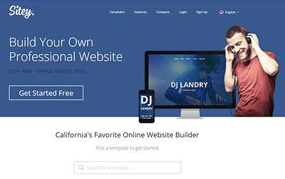 10 Best Free Website Builders of 2018