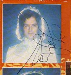 Jim Lea signature