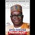 2019: I have not withdrawn from presidential race – Fayose
