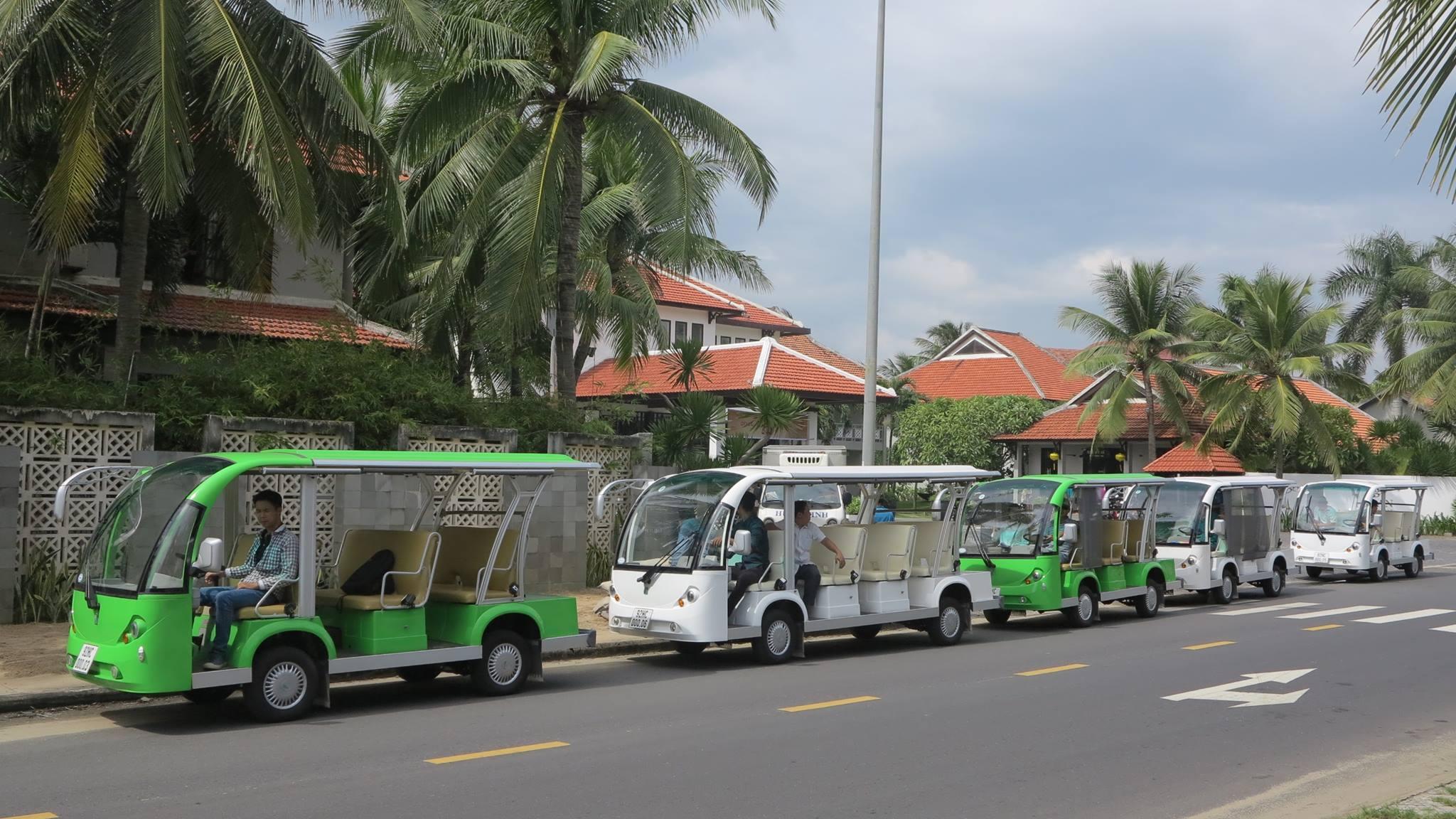 Xe điện Hội An - Hoi An Electric Car