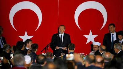 Erdogan: Assad the killer adalah pelaku terorisme negara