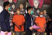 Coba-coba jadi Bandar Togel Online Dua Pemuda Asal Kota Mataram Ini Diciduk Polisi