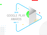 Time to celebrate the 2018 Google Play Award nominees