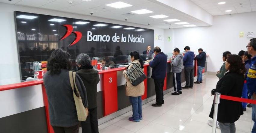 COMUNICADO BANCO DE LA NACIÓN: Deshabilitan temporalmente transferencias y pago de tarjetas de crédito con Banco Interbank - www.bn.com.pe
