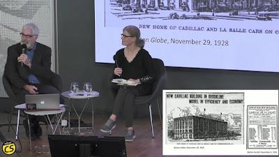 WBUR Talk & Fuller Building
