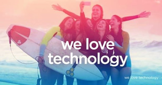What Do We Love About Technology?