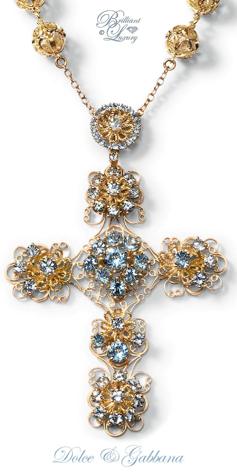 brilliant luxury dolce gabbana jewellery