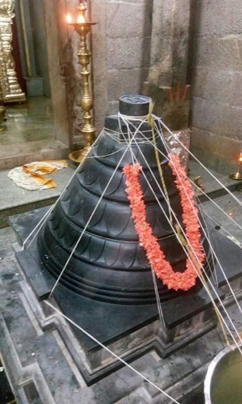 Narasimha Meru At Sri Hari Vaikunta Kshetra