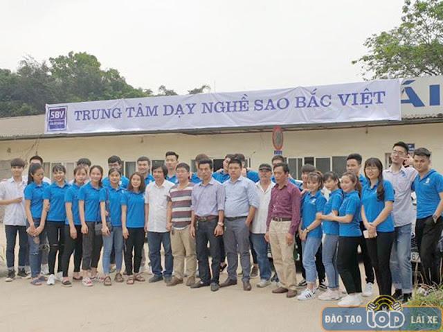 Trung tâm đào tạo lái xe B1, B2 Sao Bắc Việt