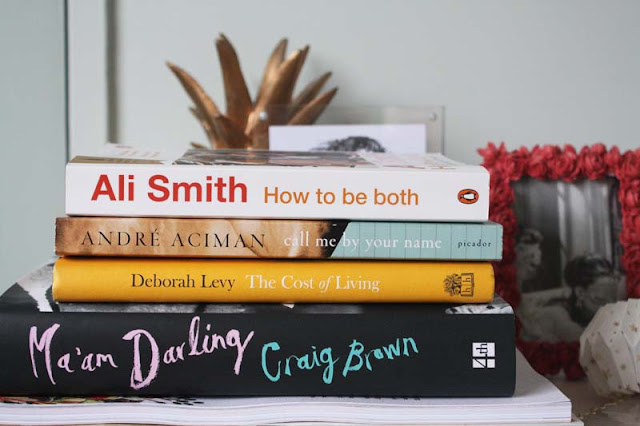 My Top Five Books of 2018 So Far