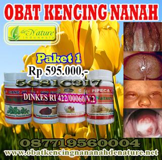 OBAT KENCING NANAH 100% TRADISIONAL DI KUPANG