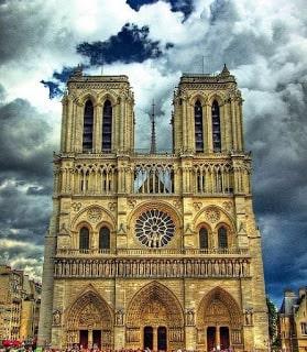 Free tour por París, Notre Dame