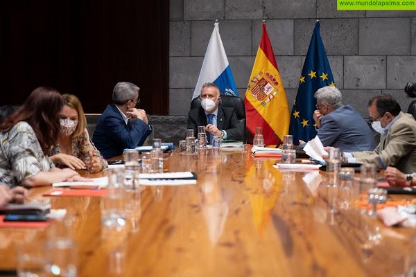 El Gobierno destina más de un millón de euros a proyectos de atención a personas mayores y dependientes de Lanzarote y La Palma