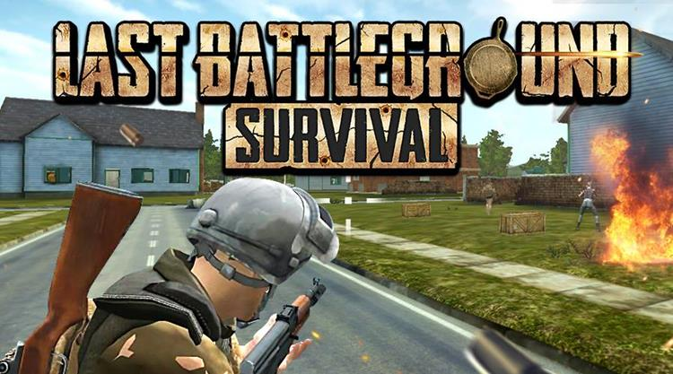Last Battleground: Survival v3.3.0 Apk Mod+Data