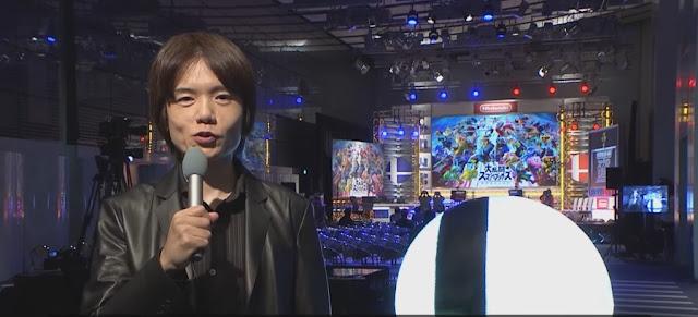 Super Smash Bros. Ultimate (Switch) terá próximo lutador de DLC revelado na E3