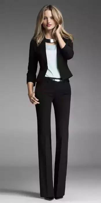 executive style woman