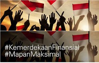 Kontes Cerita Kemerdekaan Finansial bersama HSBC