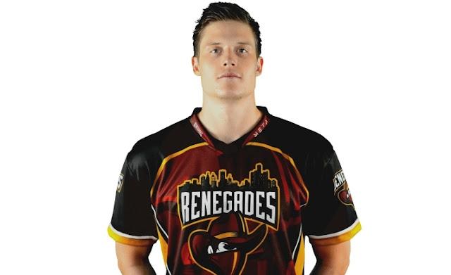 HyperX firma al jugador profesional de baloncesto Jonas Jerebko y al equipo eSports Detroit Renegades