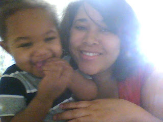 Single Mommy Warrior and Stinkbutt Ninja!!!!