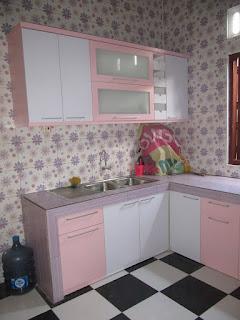 kitchen set furniture semarang