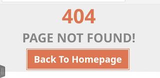 ব্লগে ৪০৪ পেজ ইরোর কিভাবে ঠিক করবেন| How to Fix 404 Page Not Found Error