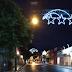 Natal Iluminado: Avenida começa a receber iluminação especial