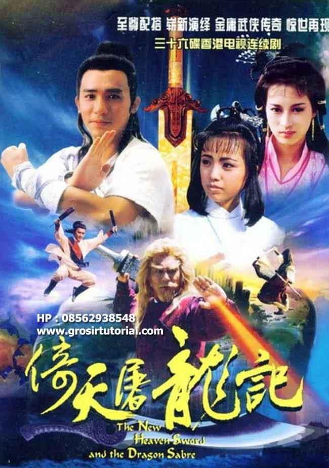 Serial Mandarin Tahun 90an – 2000an - My Fairytale My Tale ERROR 404