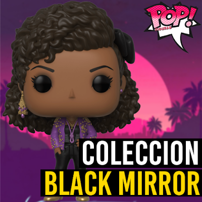 Lista de figuras Funko POP Black Mirror