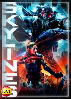 Skylines (2020) DVDRIP LATINO