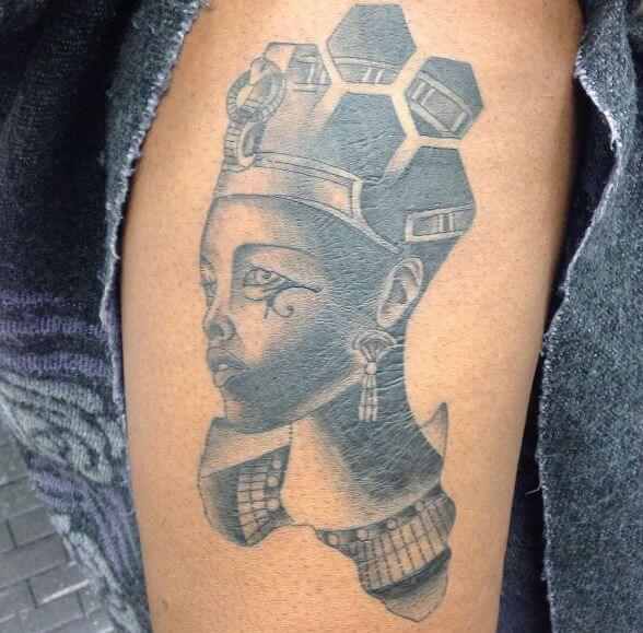 50 African Tattoos Inspired From Tribes Of Africa (2018