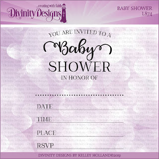 Stamp: Baby Shower