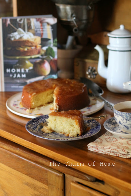 Orange Marmalade Cake : The Charm of Home