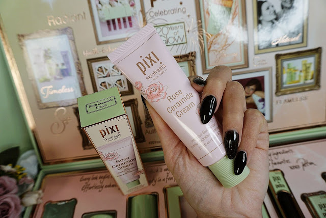 Pixi Beauty essentials is the Rose Ceramide Cream