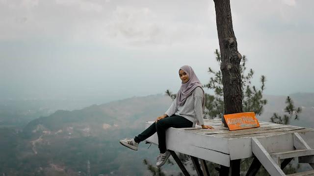 Puncak Pinus Becici Jogja, Wisata Bagi Penikmat Senja