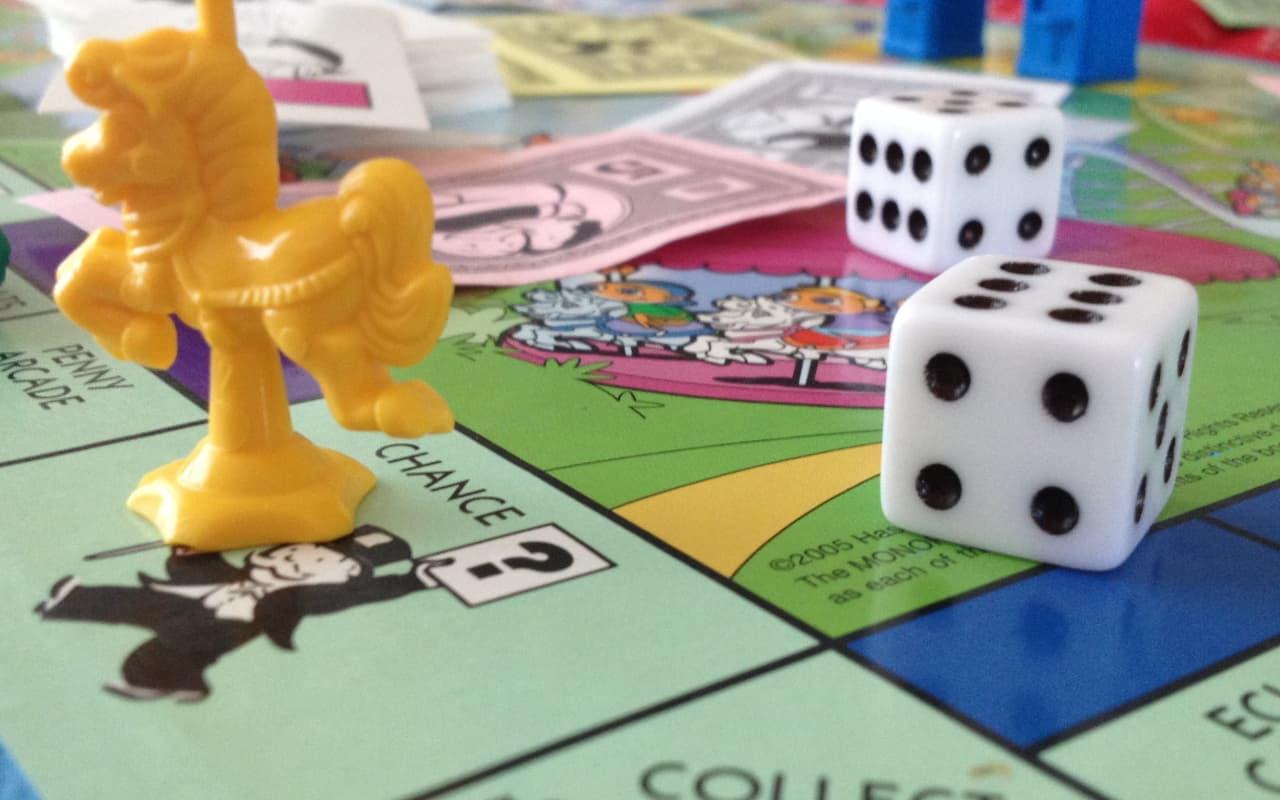 Monopoly, juegos de mesa