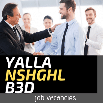 Required staff for major company in Egypt
