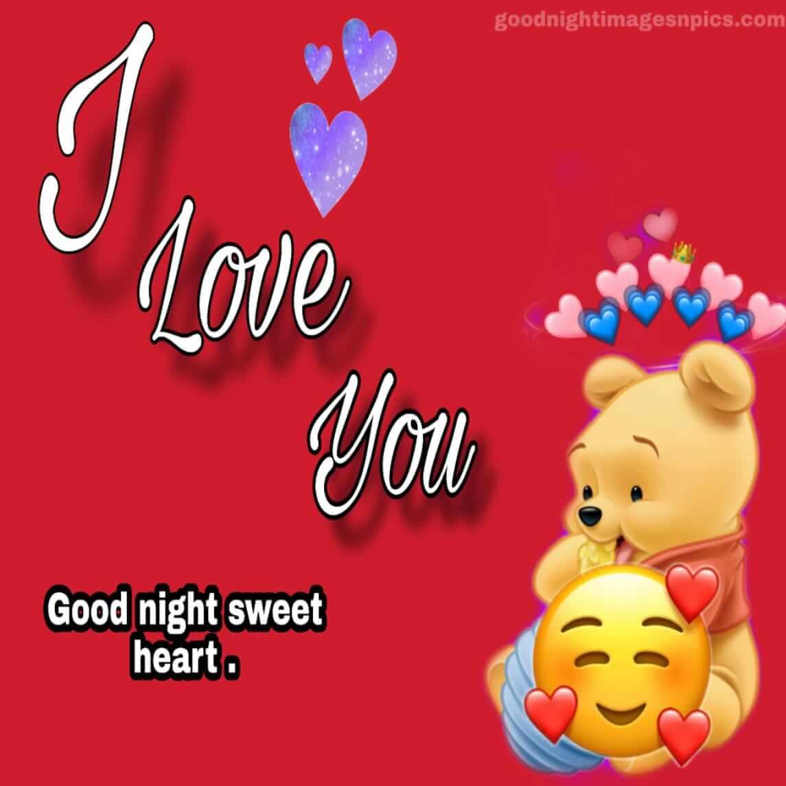 Good Night Photo For Love